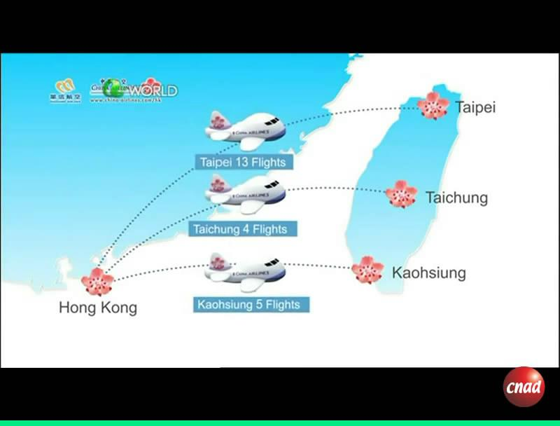 China Airlines中华航空